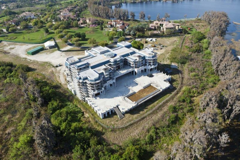 Wow These Are The Top 40 Biggest Houses In The World Top 5