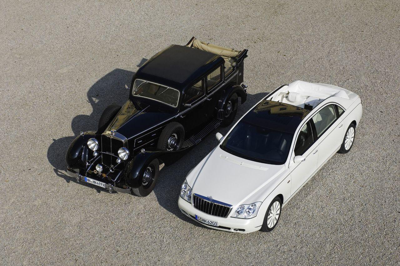 Maybach 62 Landaulet Maybach Car Wallpapers Car
