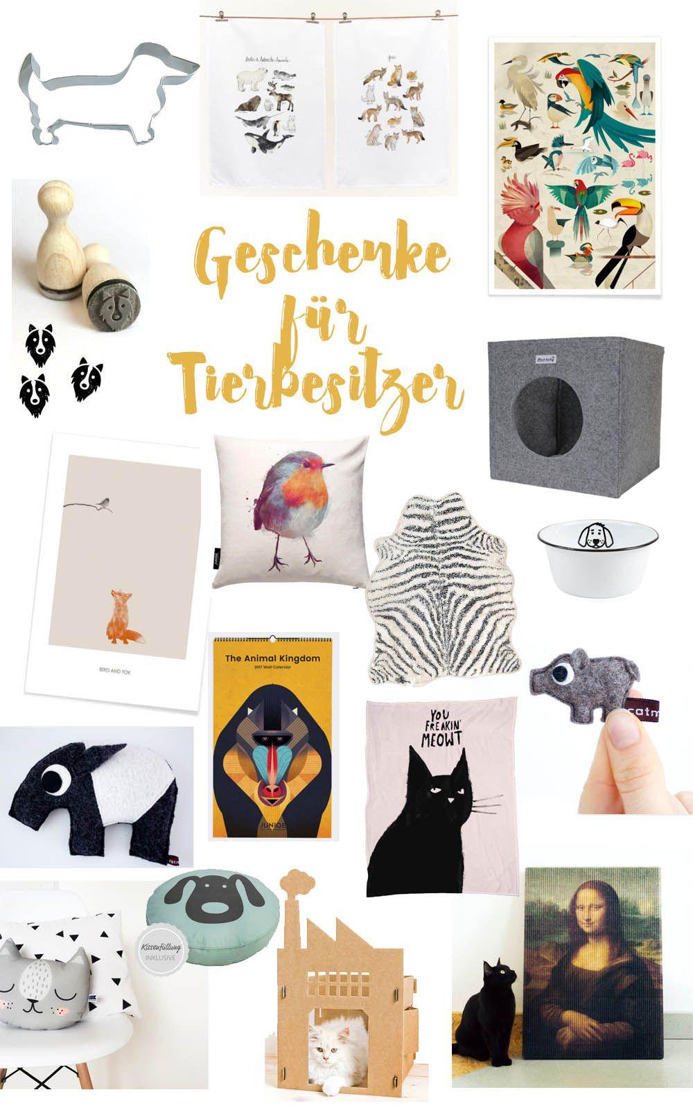 Geschenke für Tierbesitzer | Weihnachtsgeschenke | Pinterest | DIY ...