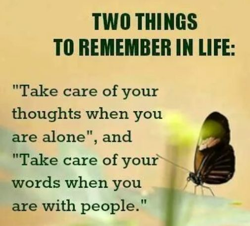 78 Wise Quotes On Life Love And Friendship: Thoughts Can Destroy Yourself While Your Harmful Words Can