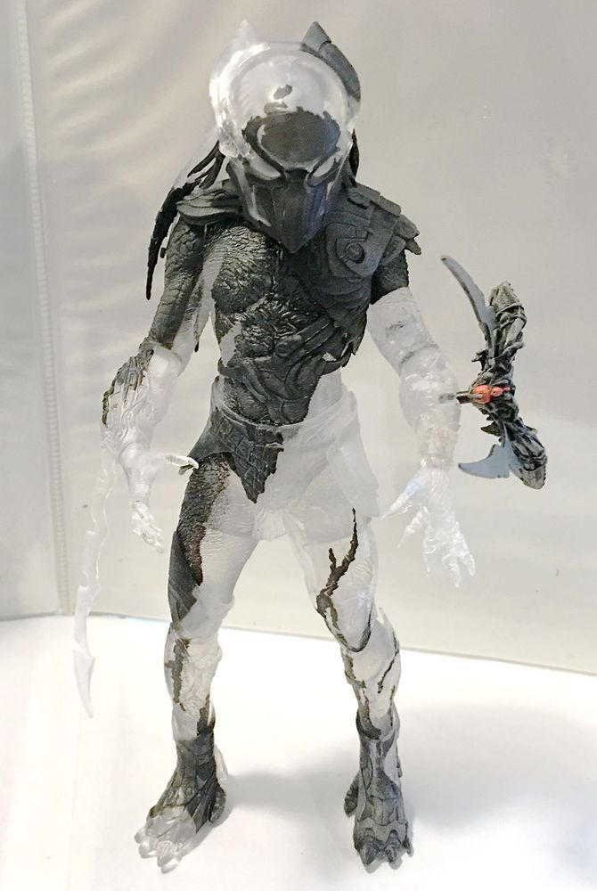 20++ Predator cloak info