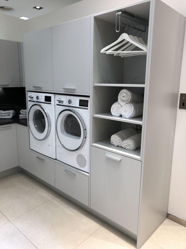 Pin von Reiner Zufall auf HWR Waschküchendesign