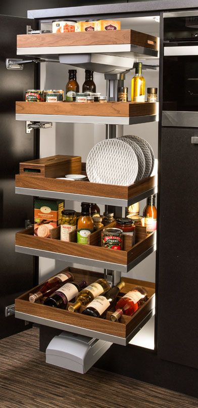 Hafele Convoy Premio Kitchen Interior Kitchen Necessities Kitchen Storage