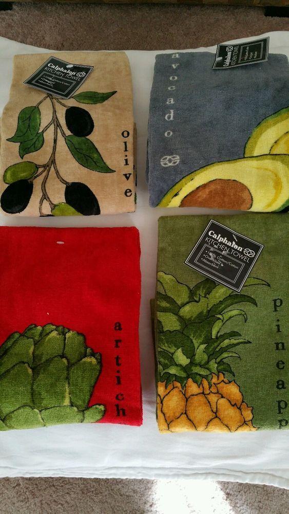 Hand Towel~Oven Mitt~Thanksgiving Pumpkin~Soup~Autumn Orange~Kitchen~Gift~NEW