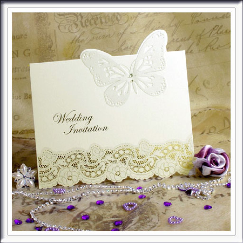 1000 images about Invitation Ideas – Wedding Butterfly Invitations