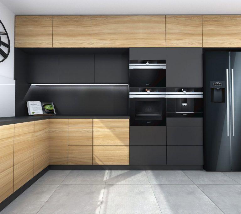 Projektowanie Kuchni Projektowanie Wnetrz Online Kitchen Design Modern Kitchen Kitchen Dining