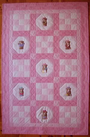 Sweet Baby Boy Quilt Sewing Pinterest Baby Quilts Quilts And