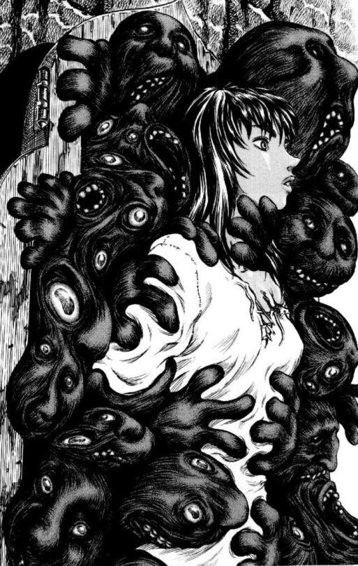 Kentaro Miura. | Berserk | Berserk, Kentaro miura, Manga art