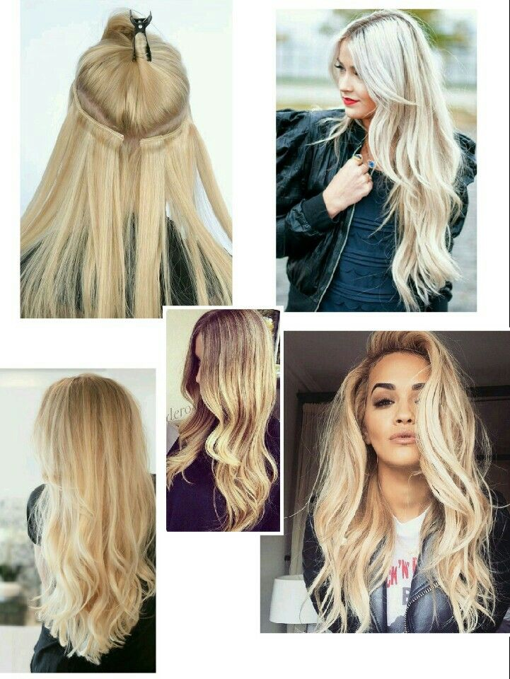 Create A Beautiful Hairstyles Using The Proper Placement For Clip In