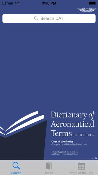 Aviation Dictionary en App Store http://apple.co/2qBfA6m
