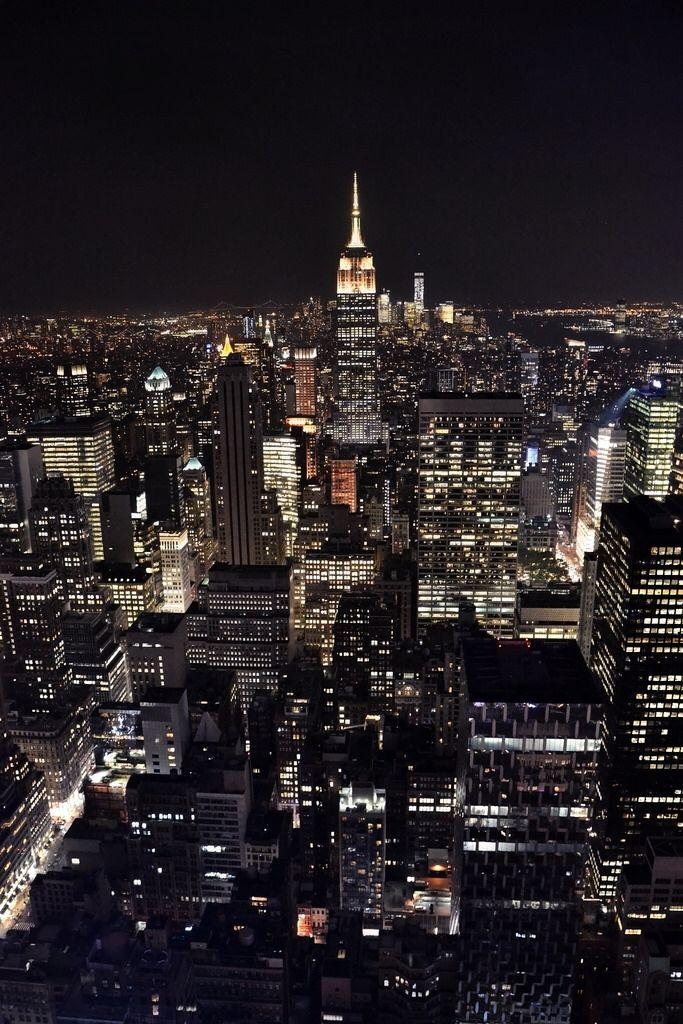 The Million Dollar View New York Wallpaper City Aesthetic New York City Travel