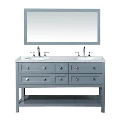 27+ Lowes bathroom double vanity type