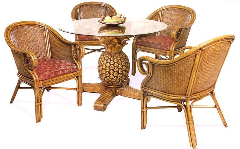 American Rattan Features A Huge Selection Of Rattan And Wicker Dining Room  Furniture Sets. With So Many Wicker And Tropical Designs To Choose From You  Will ...
