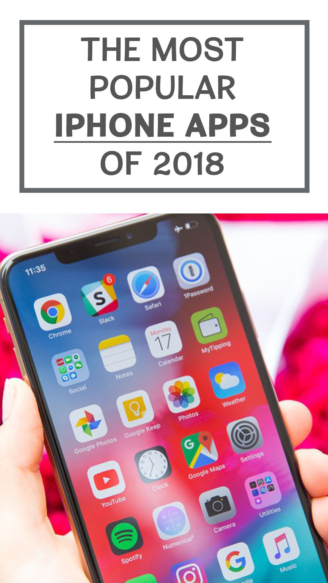 Apple reveals the most popular iPhone apps of 2018 Good
