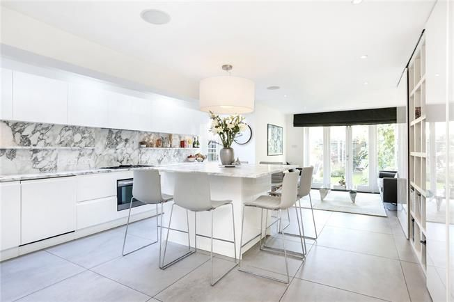 Guide Price £1,850,000, 4 Bedroom Terraced House For Sale ...
