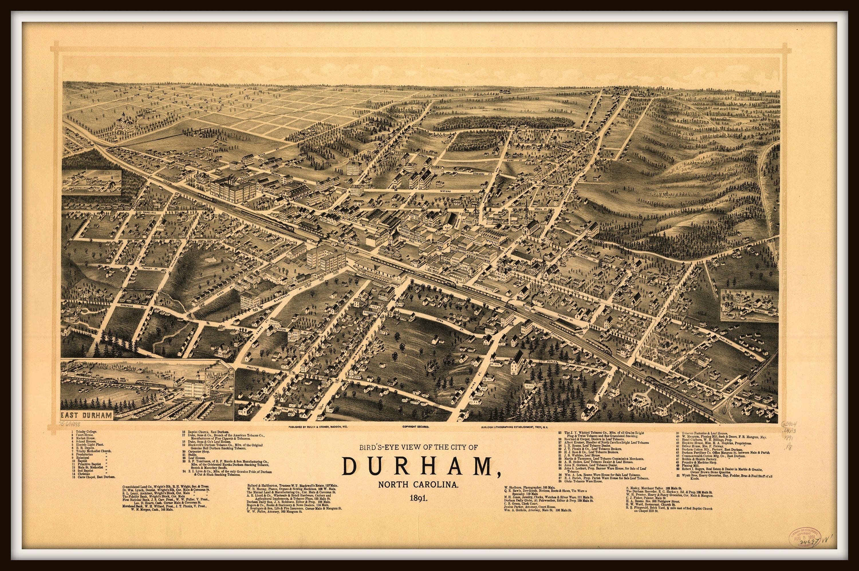 1875 San Jose California Vintage Old Panoramic City Map 16x24