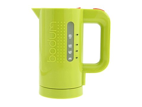 Bodum Bodum Bistro, Electric Water Kettle, 0.5 l, 17 oz. Lime Green - Zappos.com Free Shipping BOTH Ways