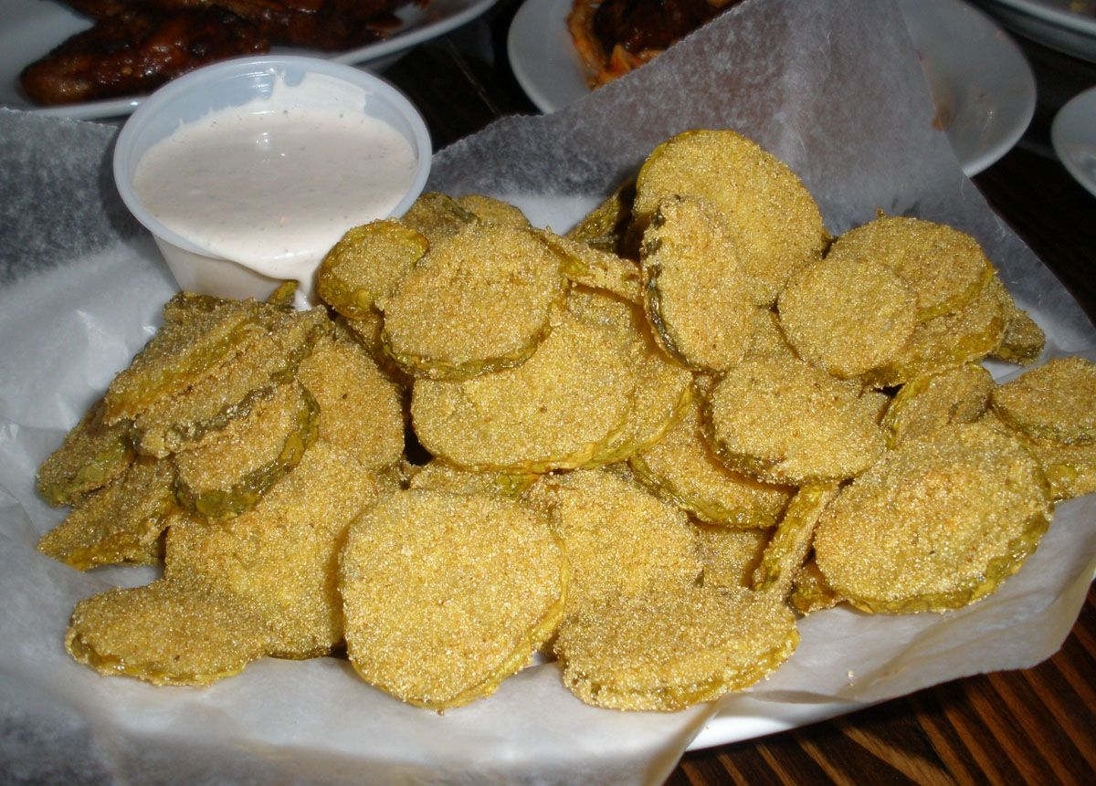Fried Pickles :P | Recipes | Pinterest
