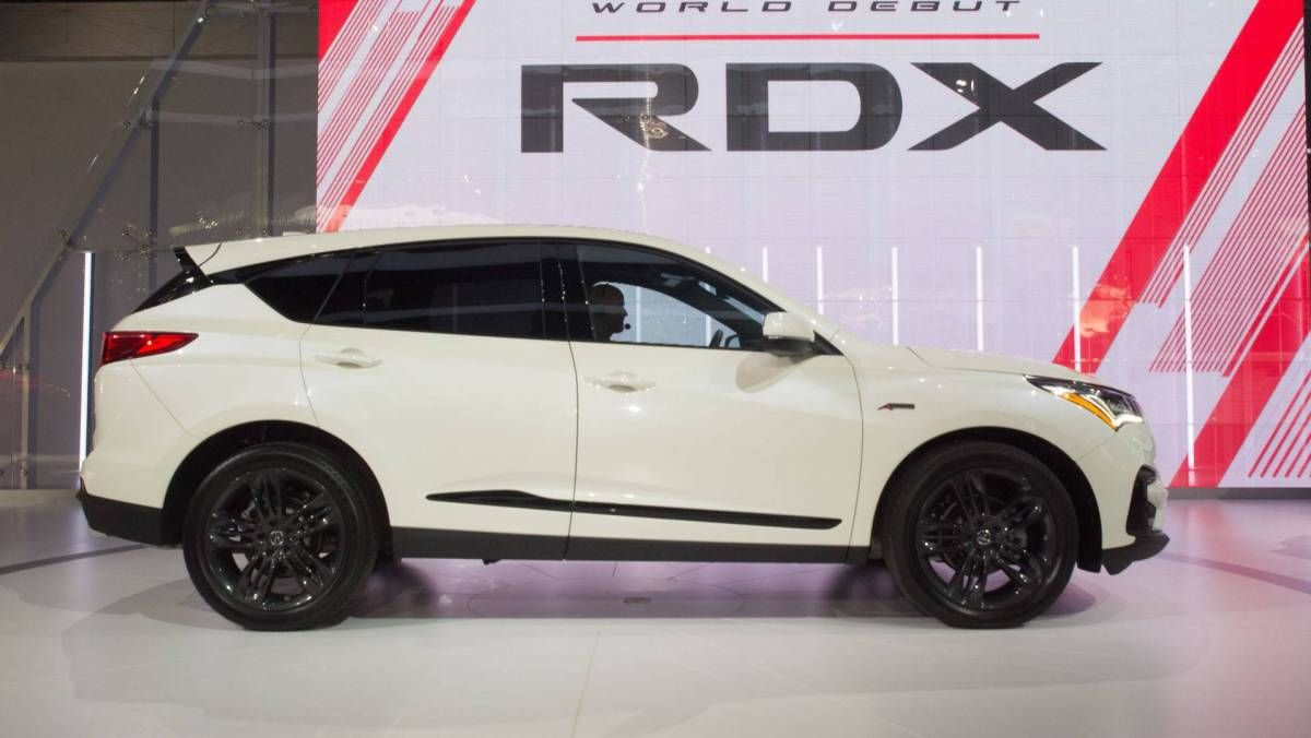 2019 Acura Rdx How Much And Economical Is It Acura Rdx New Sports Cars Acura Suv