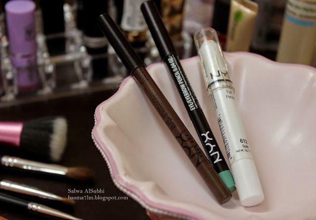 بسمة حلم أقلام الكحل من نكس Nyx Eye Pencil Eye Pencil Pencil Pen