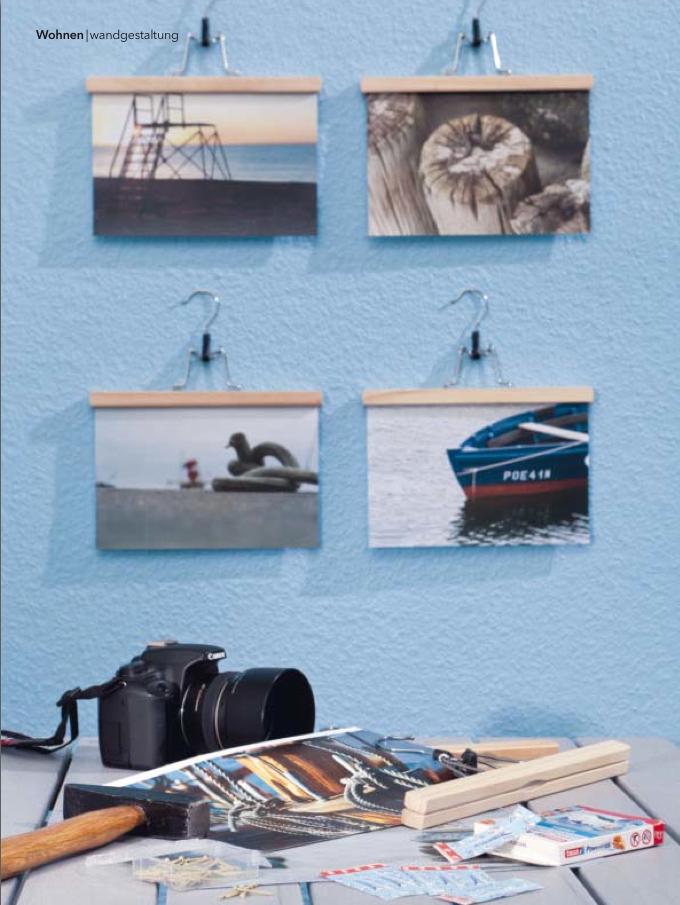 Hosenbügel aus Bilderhalter | selfmade living | Pinterest ...