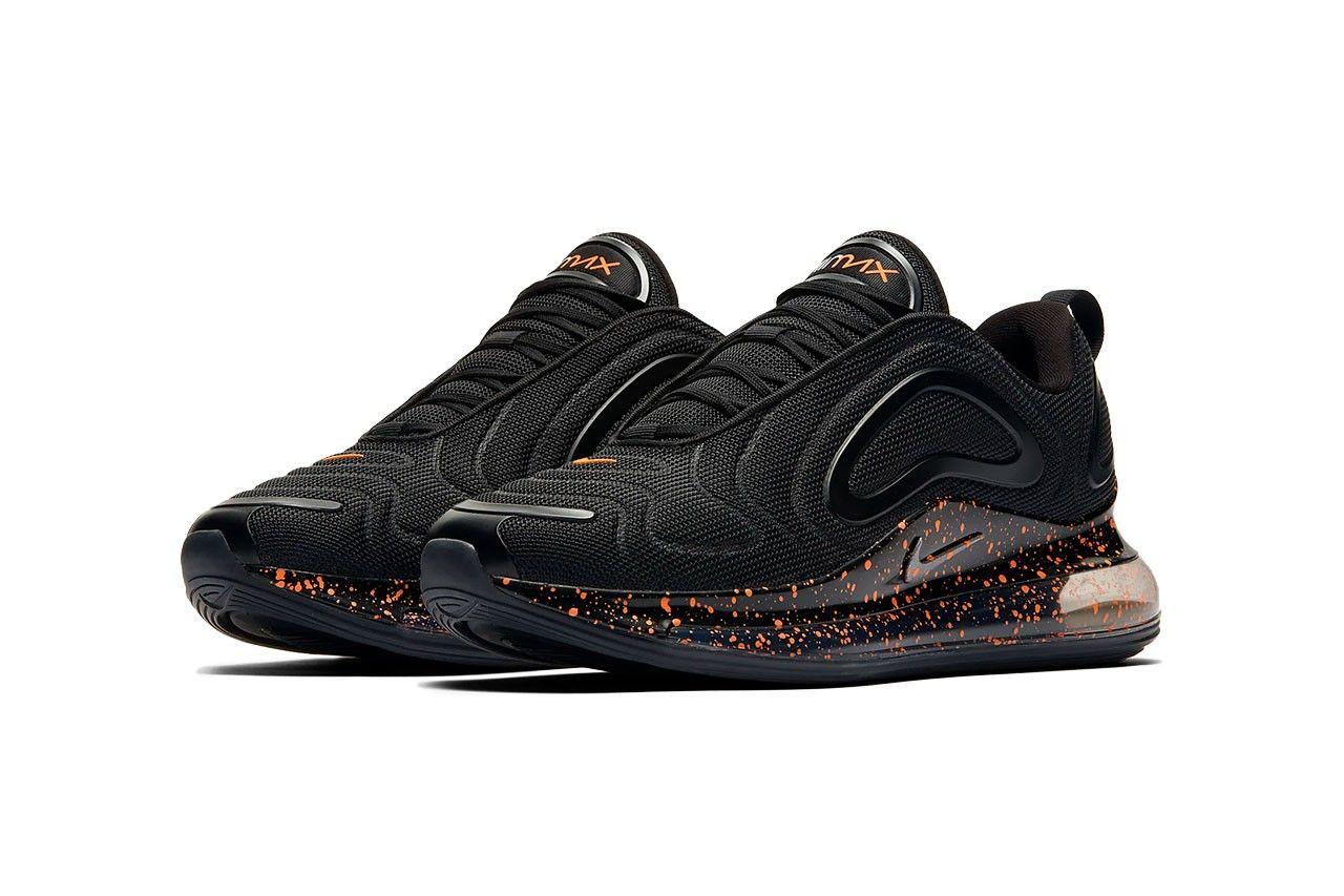 Nike Debuts UK-Exclusive Splatter Air