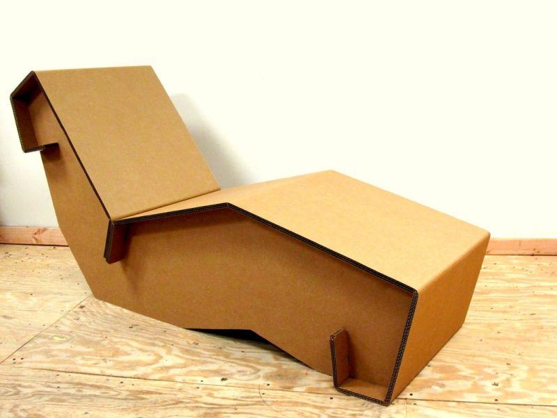 moebel aus pappe liegesesel bestaendig modern designer muebles m bel aus pappe pappe und. Black Bedroom Furniture Sets. Home Design Ideas