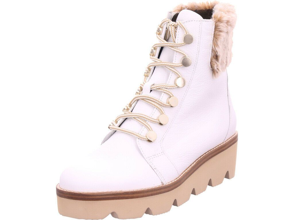 Gabor Damen Winter Stiefel Boots Stiefelette warm Schnürer