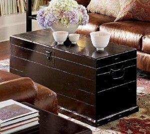 Trunk Coffee Table Ikea