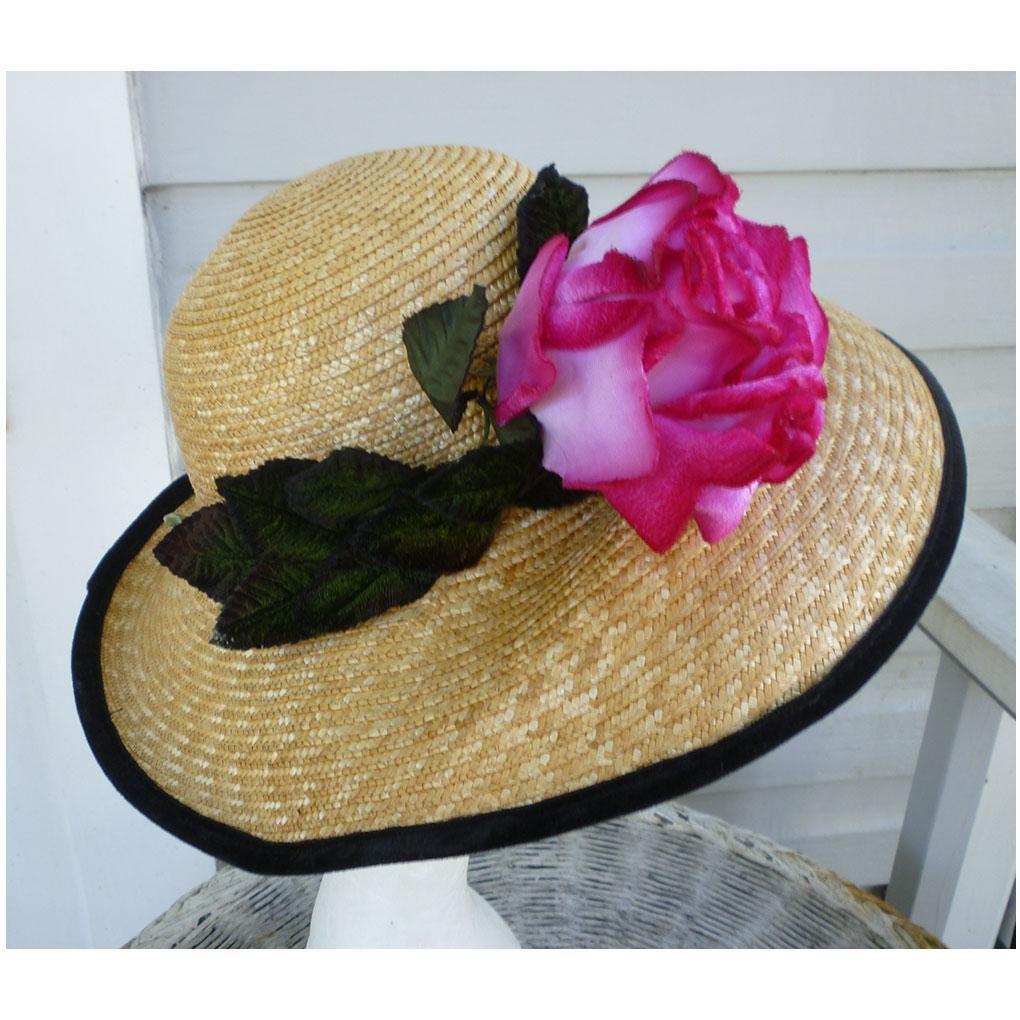 ea410771a95 Fleur de Paris New Orleans Nicole LeBlanc Ladies Hat