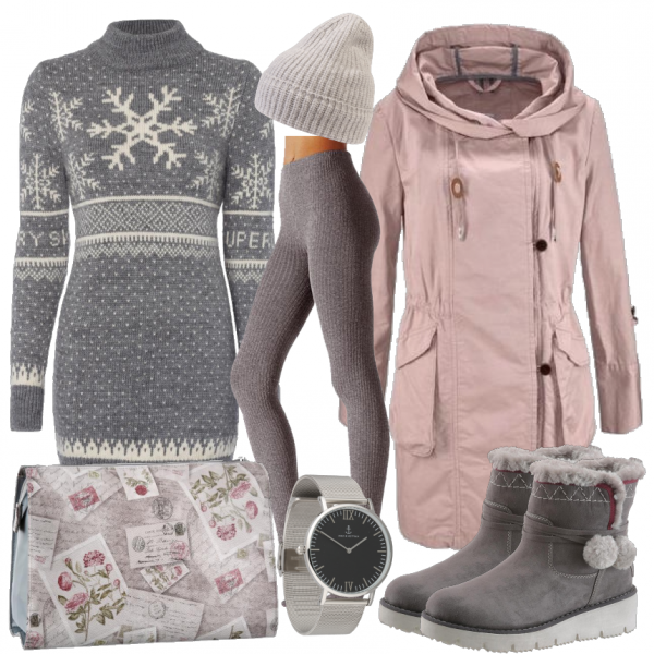 snowflake Outfit  – Herbst-Outfits  bei FrauenOutfits.de
