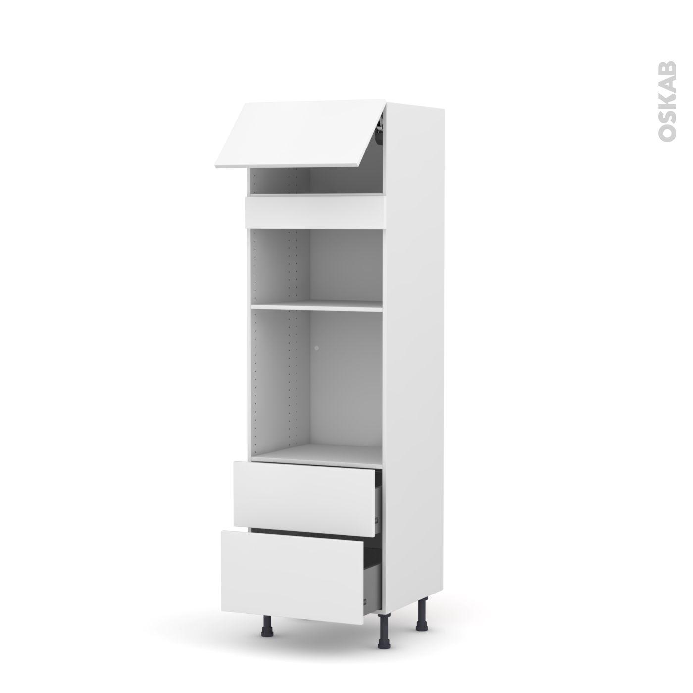 colonne de cuisine n°1058 fourmo encastrable niche 3638