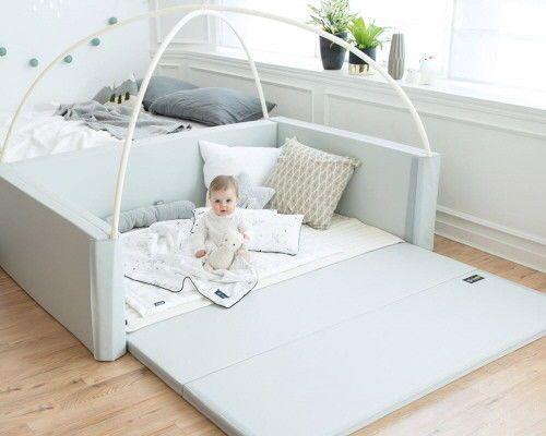 Dreamb Genuine Baby Bumper Bed Playmat Bed Mat Korea 5cm Mat