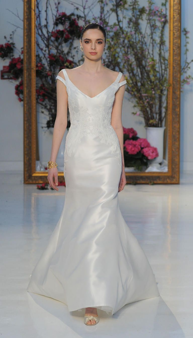 Anne Barge Spring 2017 Wedding Dresses { Modern trends with a contemporary twist }