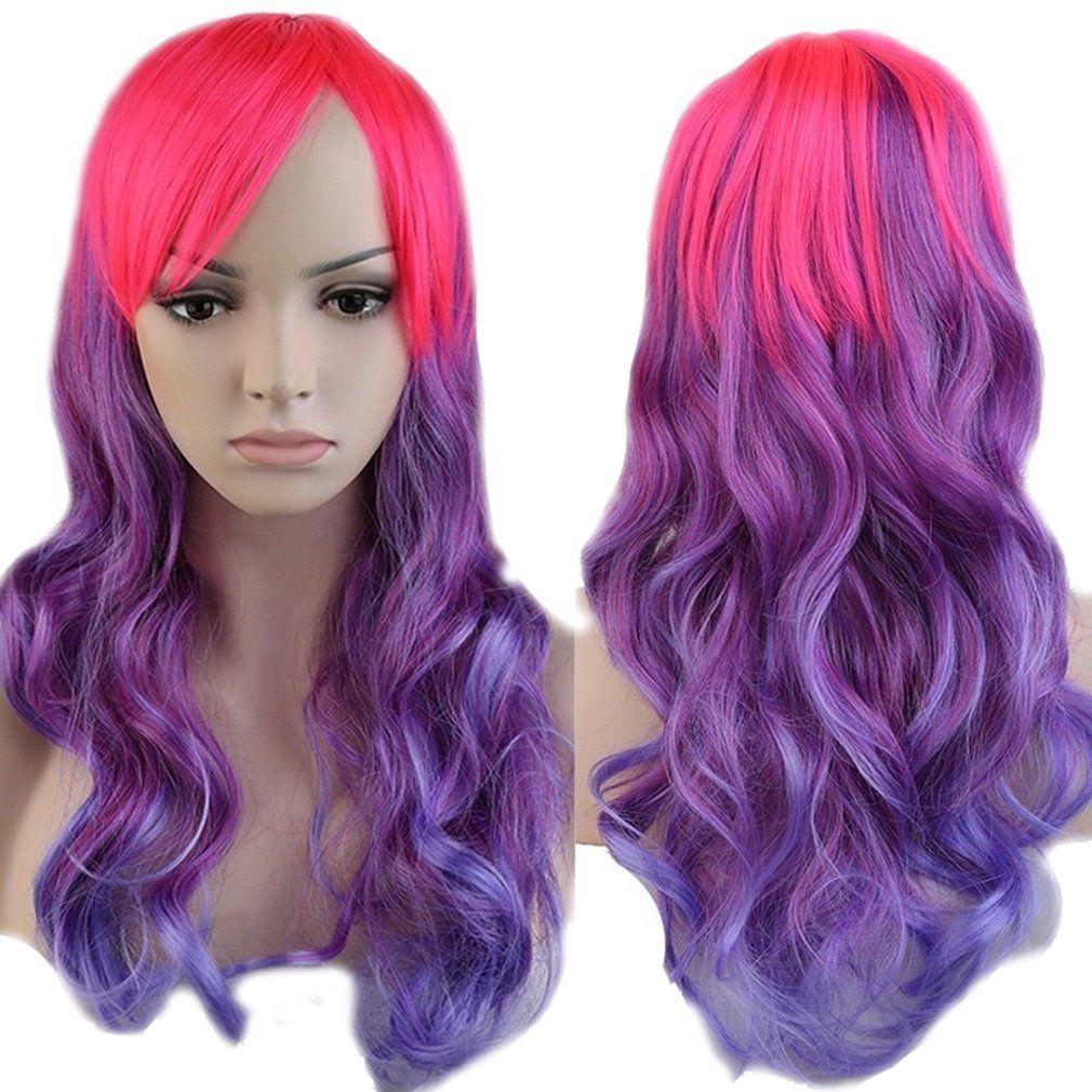 buy pink anime wig