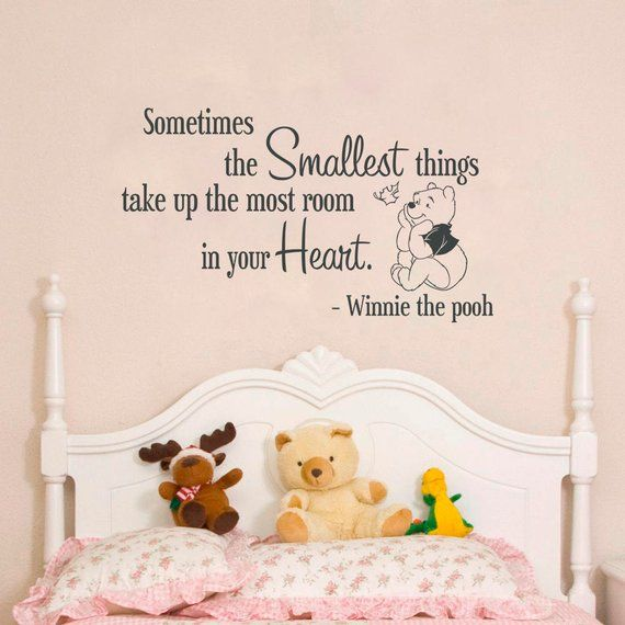 Disney Winnie The Pooh Wall Hooks Foam Wall Art