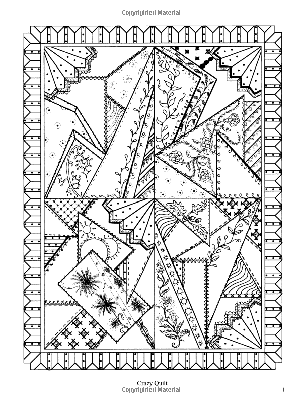 Traditional Patchwork Quilt Designs Dover Design Coloring Books Books Designs Coloring Books Pattern Coloring Pages Coloring Pages