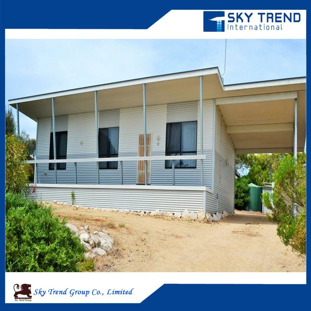 Low Cost Steel Structure Cheap Prefab House Design Small