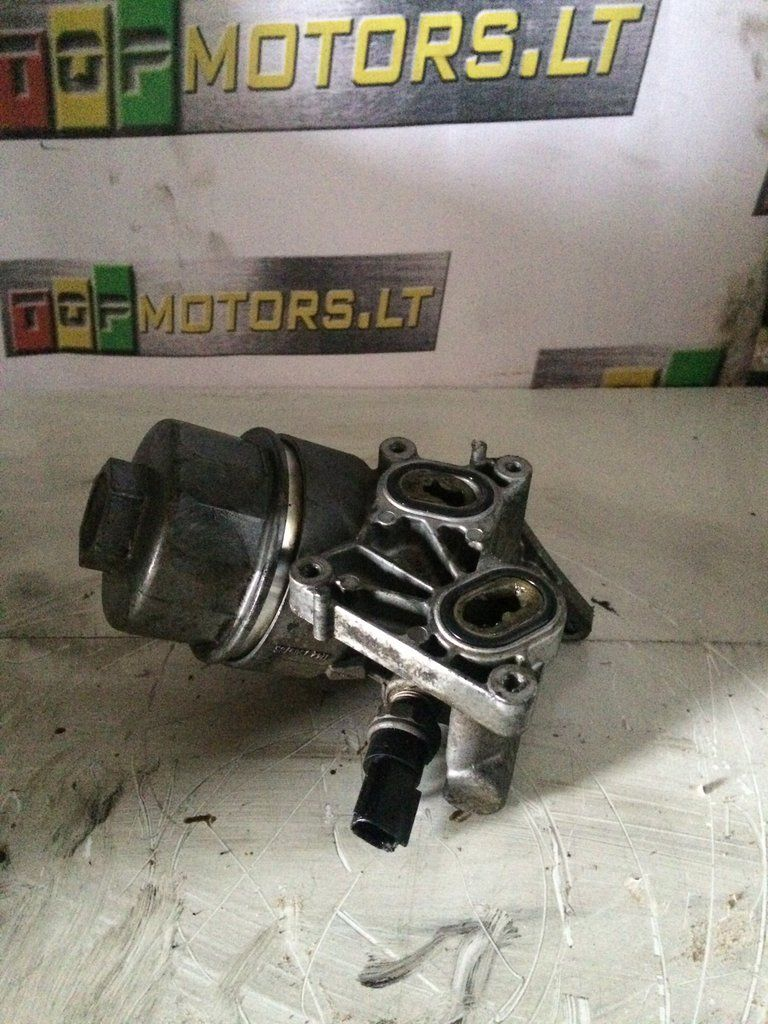 2003 W11b16 Mini 1 6 Petrol Turbo Engine Oil Filter Housing 1142 7509785 Oil Filter Petrol Mini