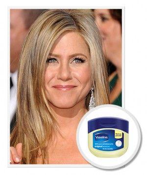 PreventWrinklesWith Vaseline