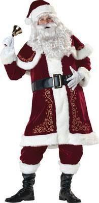 Professional Santa Suit   Google Search