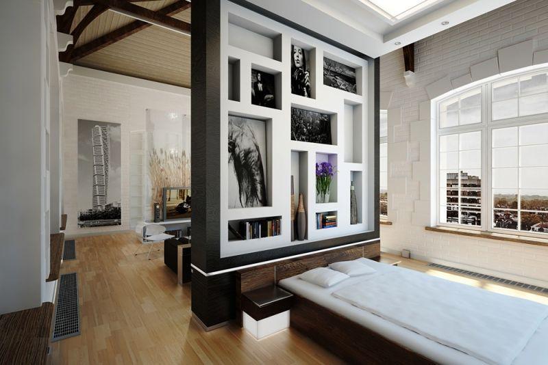 Genial Bildergebnis Für Schlafzimmer Raumteiler