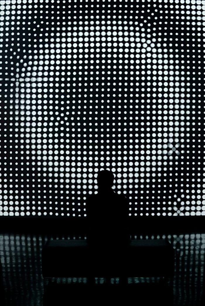 Systems of Romance | Textures & Patterns | Light art