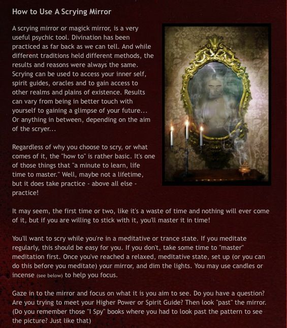 Scrying Or Crystal Gazing And Telepathy - Pamphlet