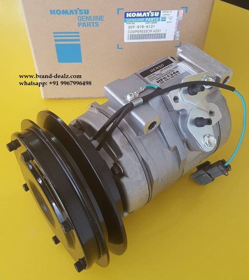 20Y9796121 Komatsu AC Compressor Ac compressor