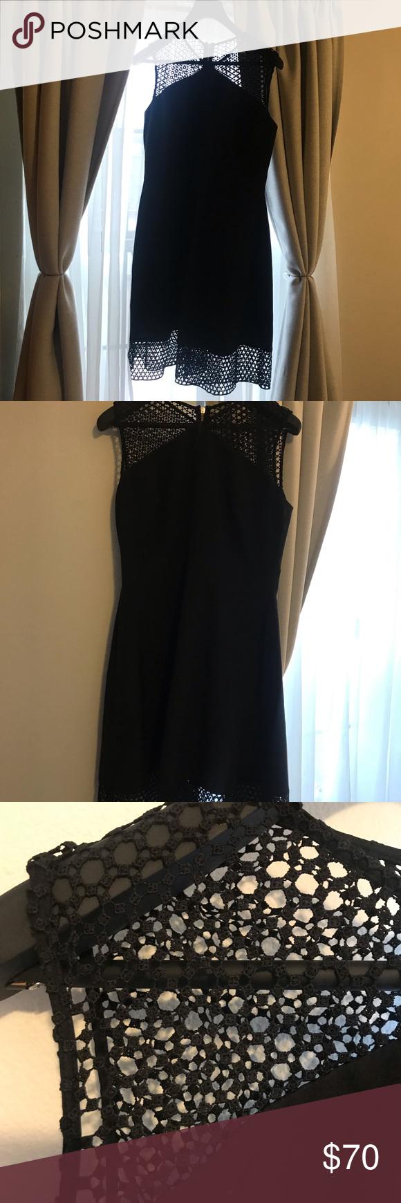Tahari Black Dress Dresses Tahari Dress Black Dress [ 1740 x 580 Pixel ]