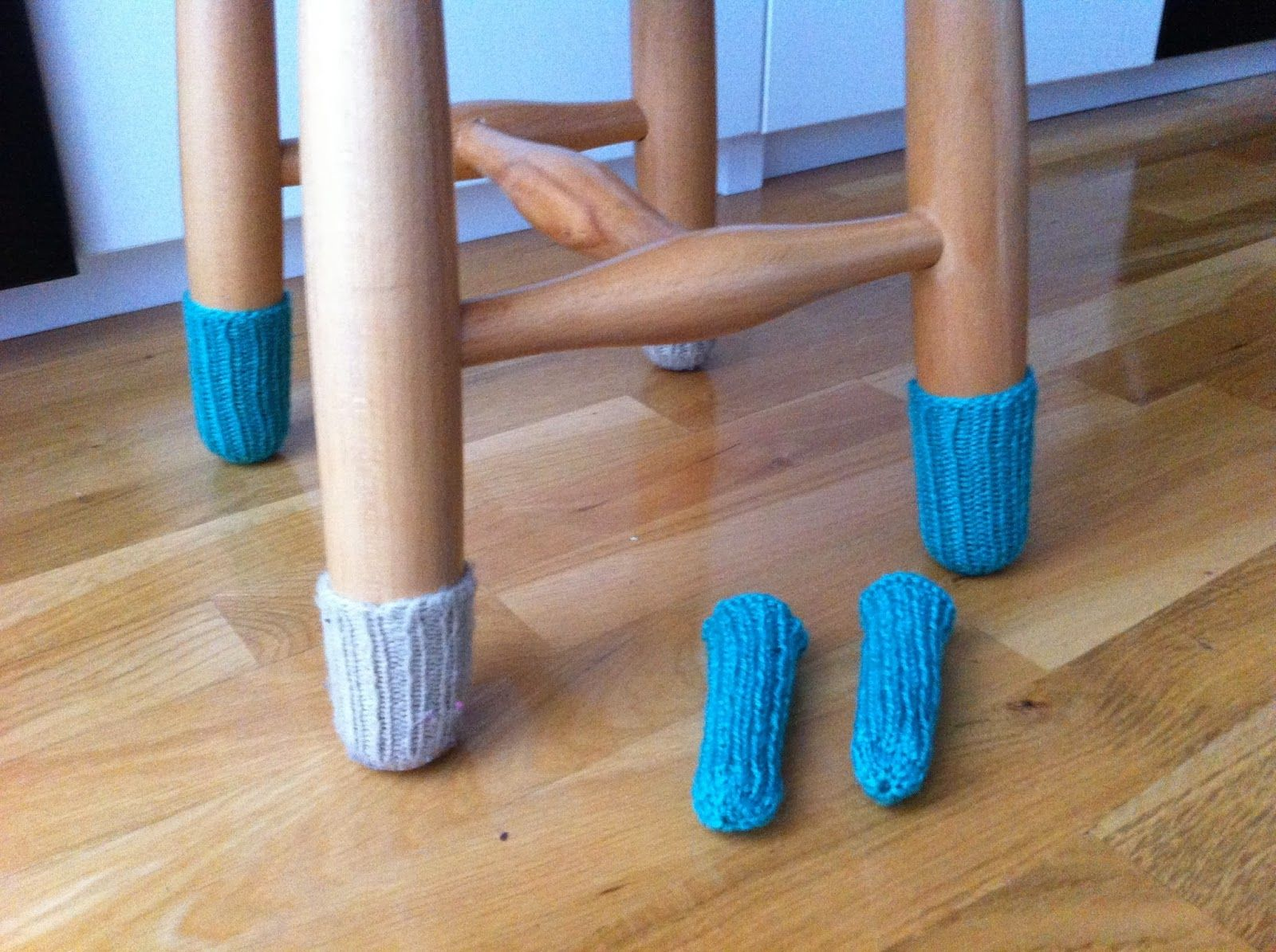Kaleidoscope Situations: Chair Socks - Basic Pattern | knitting ...