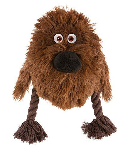 The Secret Life Of Pets Plush Duke With Squeaker And Ropes Dog Toy Want Additional Info Click On The Image Note Amazon Affiliate Link Med Bilder