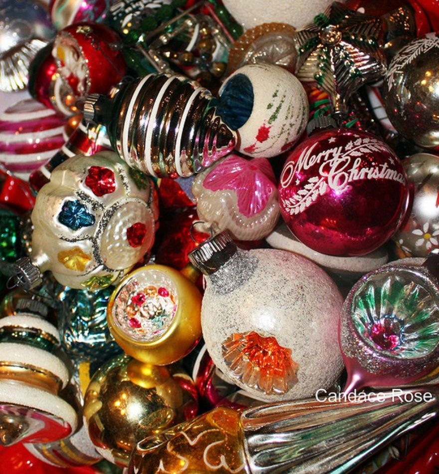 Vintage Christmas Ornaments | Christmas Collectibles | Pinterest ...
