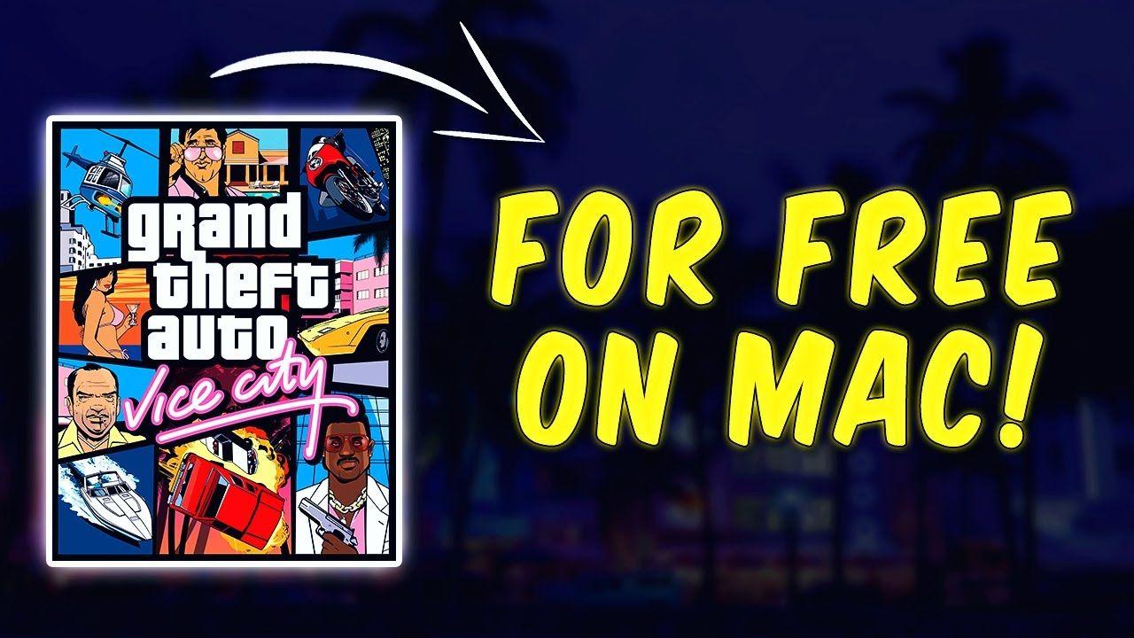 Gta Download For Mac Free